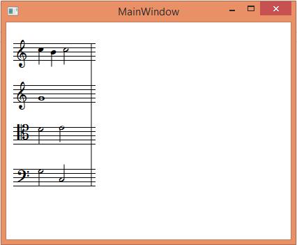 Manufaktura Controls - music engraving libraries for  NET